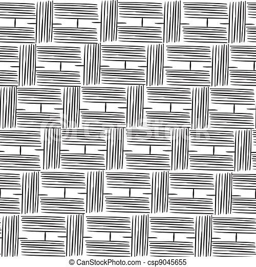 Dibujo a mano con líneas - csp9045655