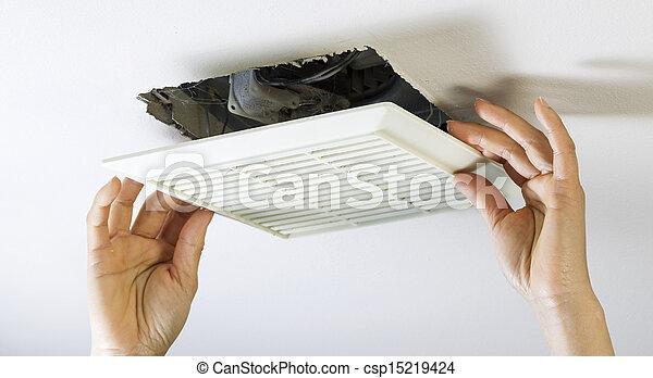 l252ftung badezimmer entfernen innenseite decke f228cher
