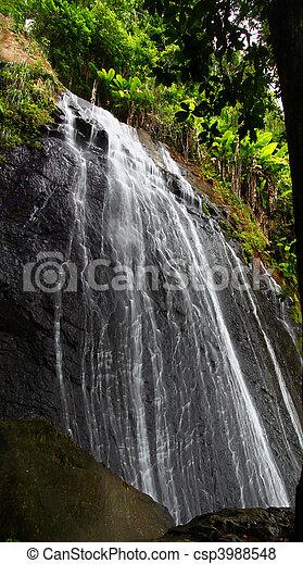 La Coca Falls - Puerto Rico - csp3988548