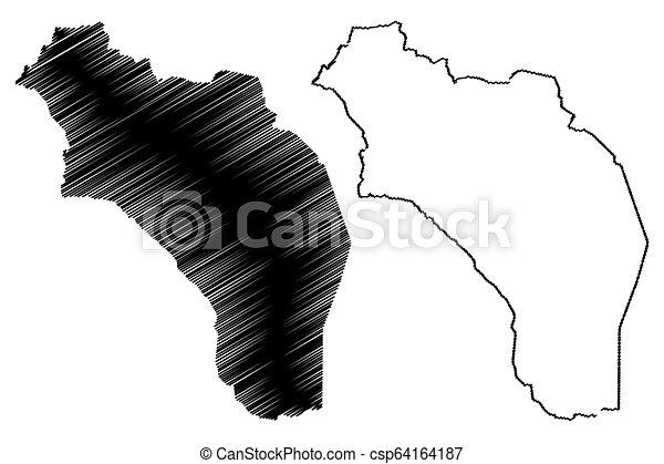 Mapa De La Argentina Para Colorear