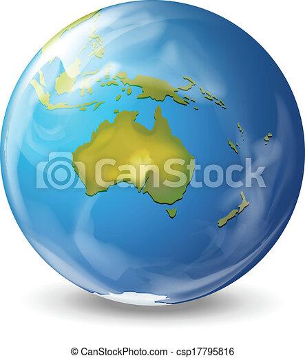 la terre - csp17795816