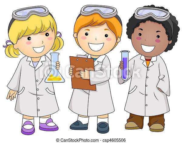 Lab Kids - csp4605506