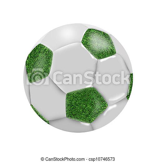 labda, futball - csp10746573