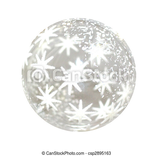 labda, karácsony - csp2895163