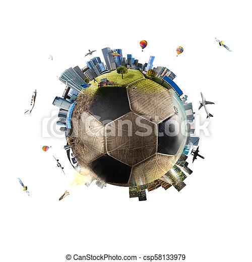 labdák a kilátásokban