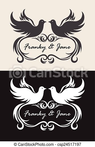Label name wedding invitation art vector design eps vectors label name wedding invitation csp24517197 stopboris Images