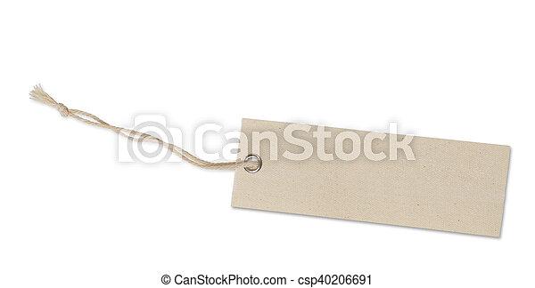 Label - csp40206691