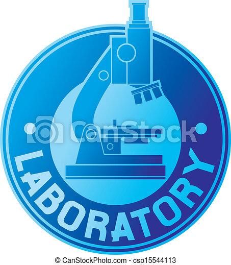 laboratoire, étiquette - csp15544113