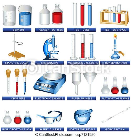 laboratoire, outils - csp7121920