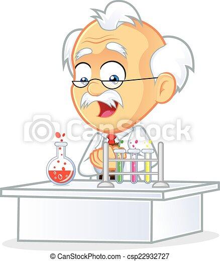 laboratoire, prof - csp22932727