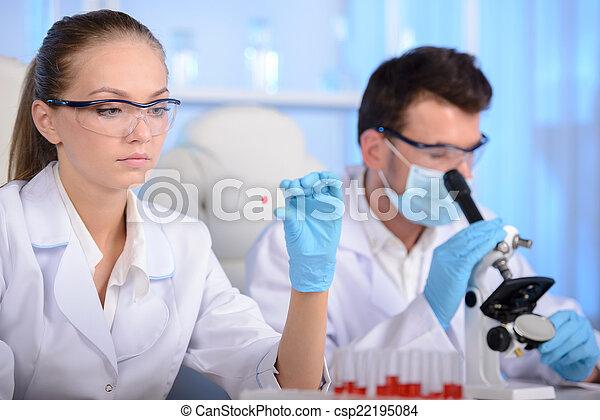 laboratorium - csp22195084