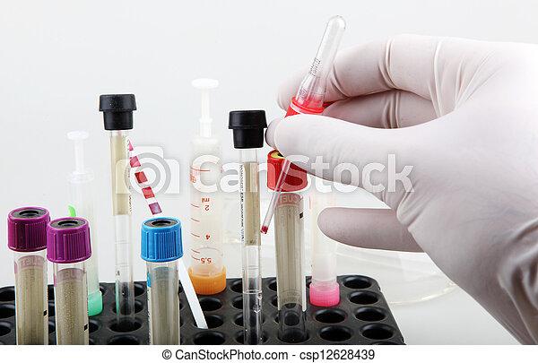 laboratorium - csp12628439