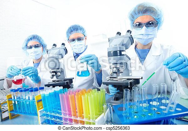laboratorium - csp5256363