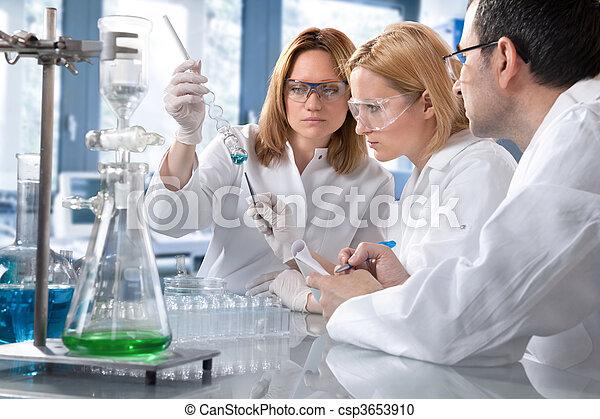 laboratorium - csp3653910