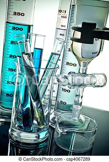 laboratoriumutrustning - csp4067289