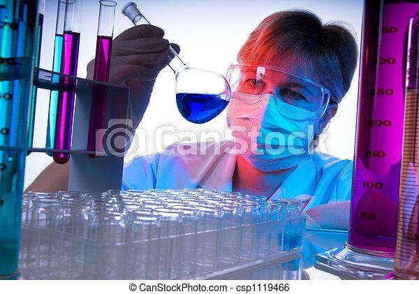 laboratory - csp1119466