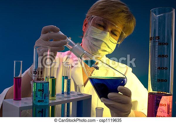 laboratory - csp1119635