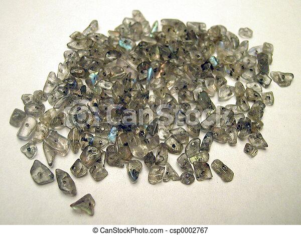Labradorite Beads - csp0002767