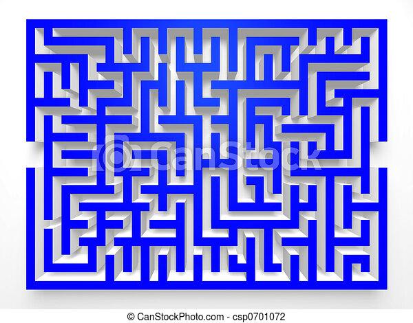 Labyrinth - csp0701072