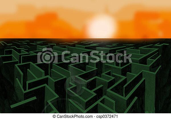 labyrinth - csp0372471