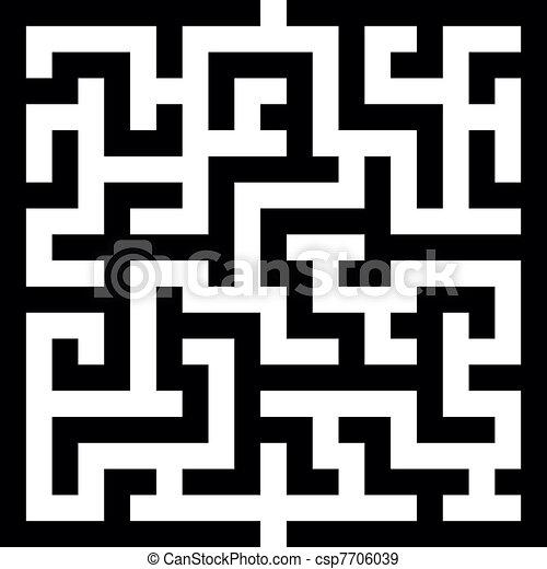 labyrinthe - csp7706039