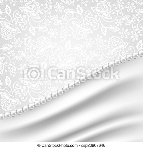 lace background - csp20907646