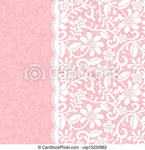 lace border - csp15230962