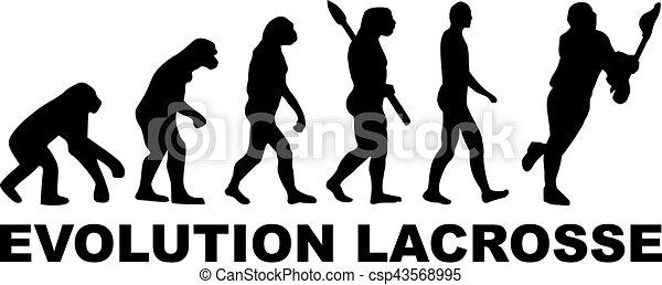 Lacrosse de evolución - csp43568995