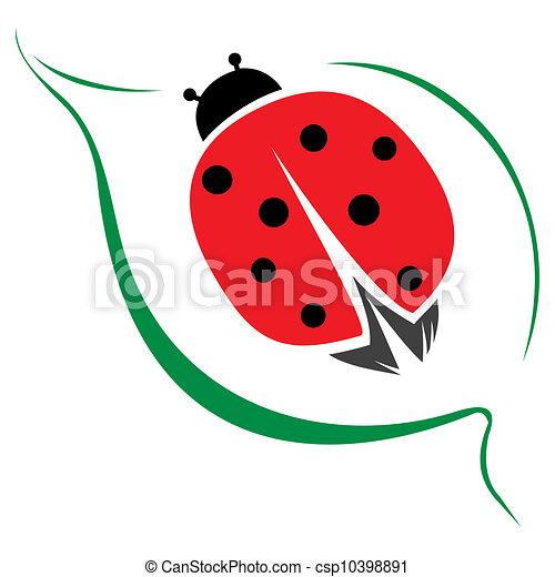 Lady bug - csp10398891