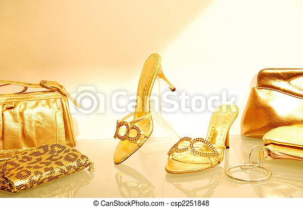 Lady fashion - csp2251848