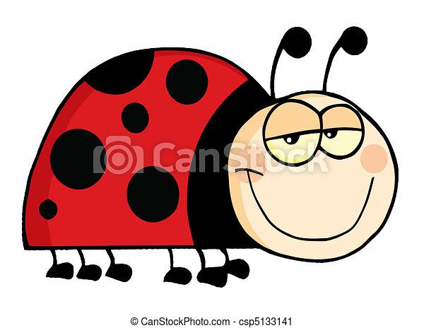 ladybug clip art and stock illustrations 14 965 ladybug eps rh canstockphoto com Ladybug Border Clip Art Black and White Ladybug Clip Art