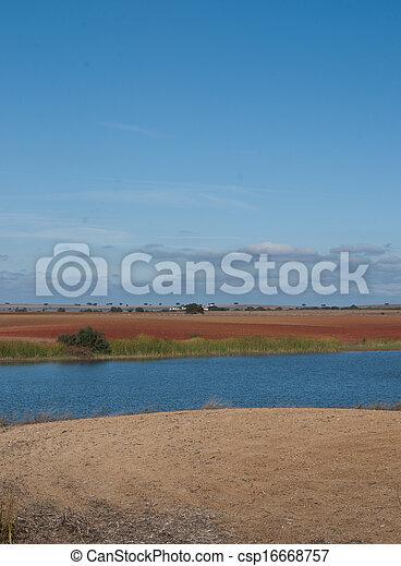 lago blu - csp16668757