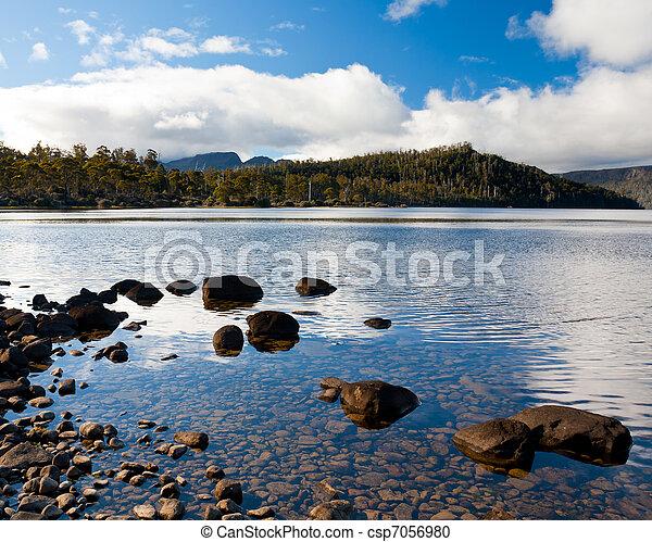 Lake St. Claire - csp7056980