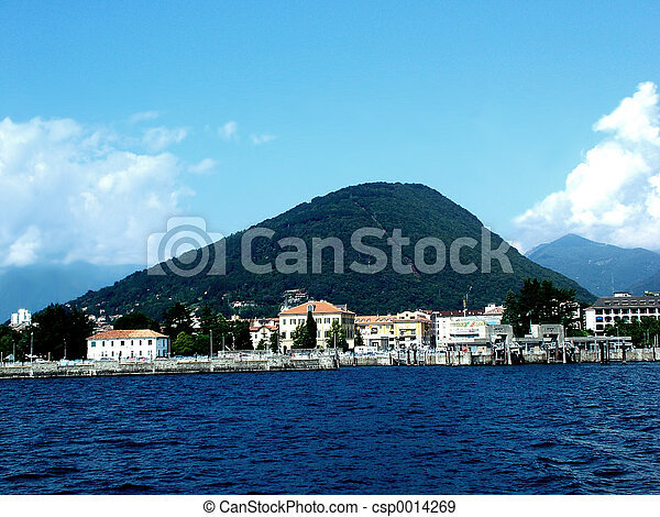 Lago Maggiore - csp0014269