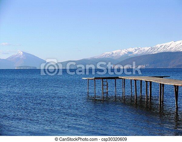 lago, prespa - csp30320609