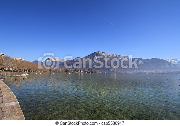 lake annecy - csp5530917