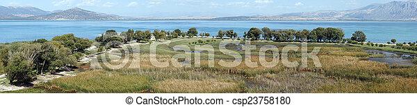 Lake Egirdir - csp23758180