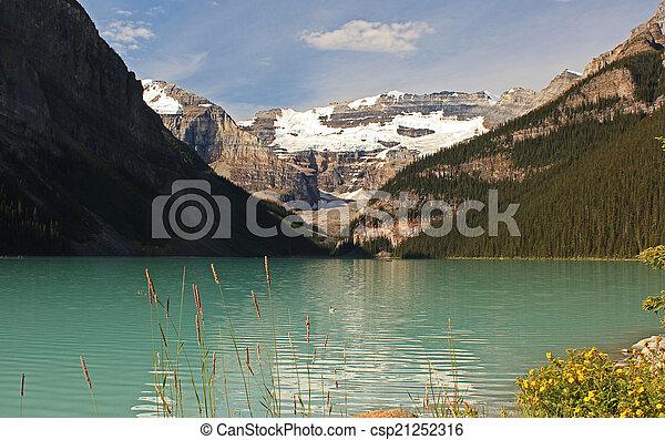 Lake Louise - csp21252316