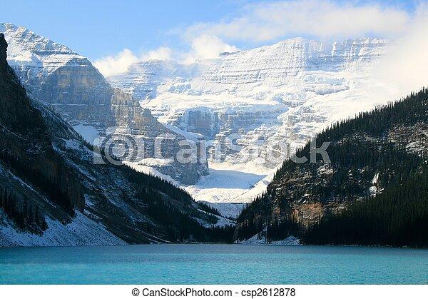 Lake Louise - csp2612878