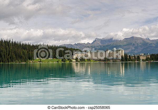lake Louise - csp25058065
