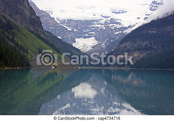 Lake Louise - csp4734716