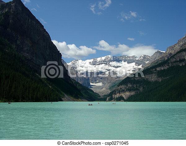 Lake Louise - csp0271045