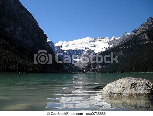 Lake Louise - csp0738685