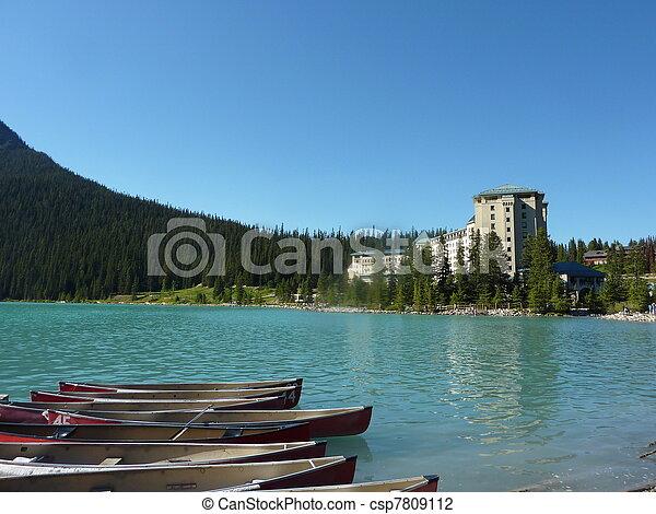 Lake Louise - csp7809112