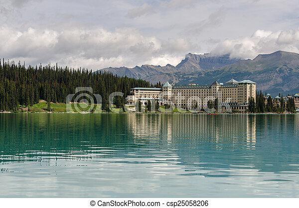 lake Louise - csp25058206