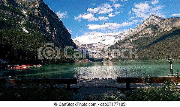 Lake Louise - csp27177103