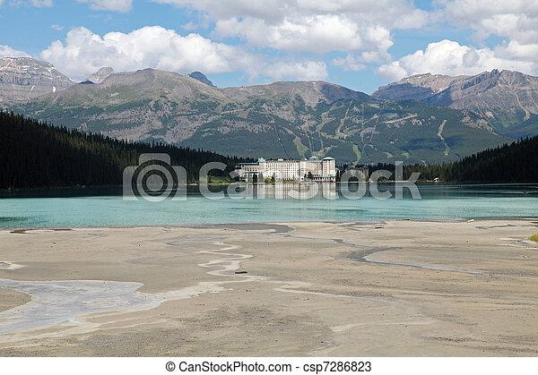 Lake Louise - csp7286823