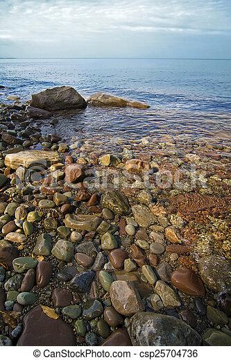 Lake Ontario - csp25704736