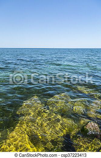 Lake Ontario View - csp37223413