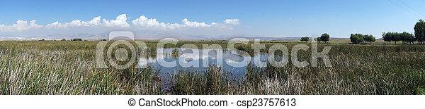 Lake - csp23757613